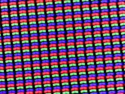 RGB sub-pixel array