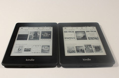 Amazon Kindle Paperwhite 3 with Mobius screen technology image leak