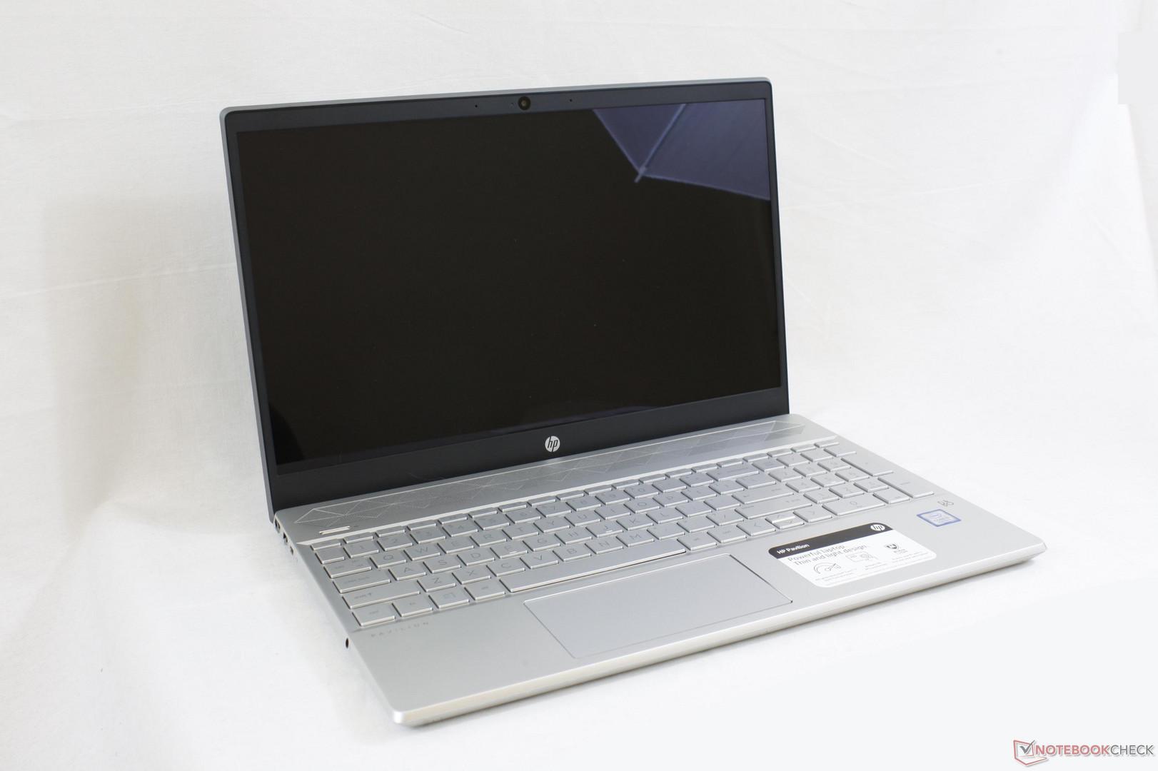 HP Pavilion 15-cs0053cl (i5-8250U, HD) Laptop Review