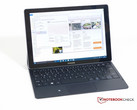 Samsung Galaxy TabPro S Windows tablet with detachable keyboard