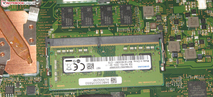 Memory runs in dual-channel mode