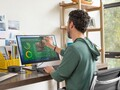 HP has released a new touch monitor
