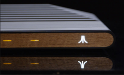 One of the only things we know about the Ataribox: it has real wood panelling.