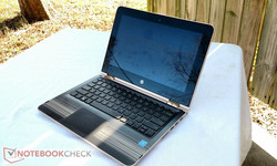 In review: HP Pavilion x360 11t T5M27AV. Test model provided by CUKUSA.com