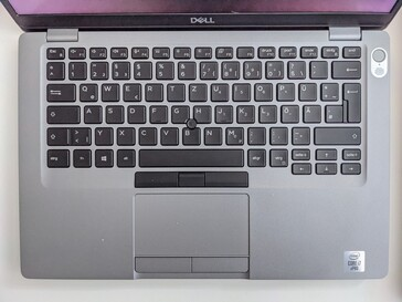 Dell Latitude 14 5411 - Input devices