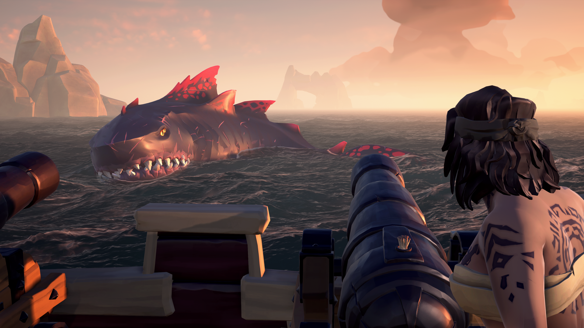 Sea Of Thieves Gets A New Free Update Called Shrouded Spoils