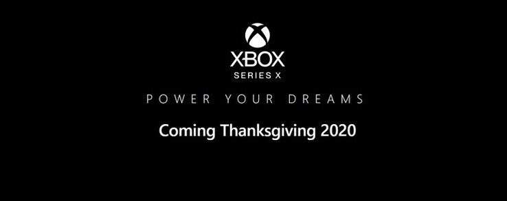 Xbox Series X release date. (Image source: Xbox/GameRant)