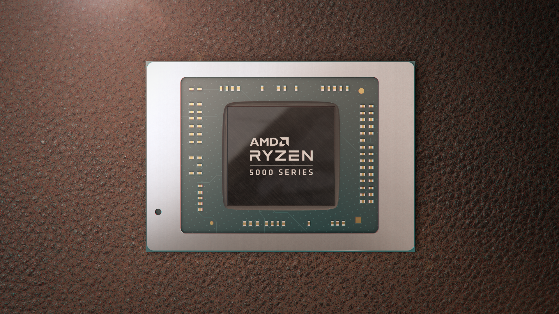 AMD представляет мобильные процессоры серии Ryzen 5000