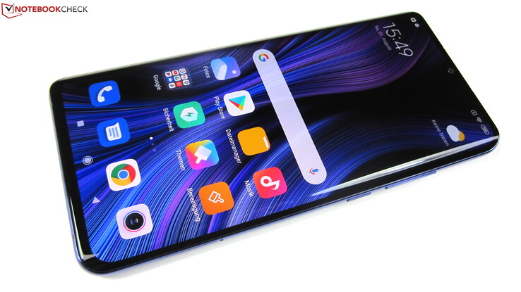 Curved display, glass back, premium build quality: The Xiaomi Mi Note 10 Lite is a premium phone in terms of both looks and feel