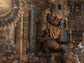 Epic's Unreal 5 tech demo draws heavily on intricate, early and medieval Indian architecture (Image source: NeoGAF)