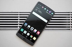 The LG V10. (Source: Engadget)