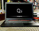 The Q5 gaming notebook is Eurocom's answer to the MacBook Pro 15 (Source: Eurocom)