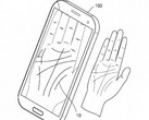 The primary use of the palm ID system would be an intuitive way to retrieve a forgotten password. (Source: Samsung)