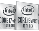 Intel 10th gen vPro processors are now available across mobile, desktop, and workstation. (Image Source: Intel)