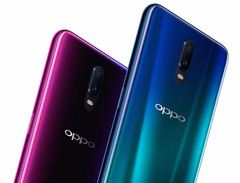 The R17 is OPPO's first smartphone to integrate an in-display fingerprint sensor. (Source: OPPO)