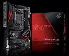 The Asus ROG Crosshair VII Hero motherboard will be ready to take on Ryzen 3000. (Image source: Asus)