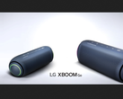 The new LG XBOOM Go speakers. (Source: LG)
