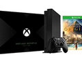 There's even a Project Scorpio limited edition of the Microsoft Xbox One X on sale. (Image source: Walmart)