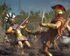 Assassin's Creed Odyssey was the last game in the series, released in 2018. (Image source: Ubisoft)