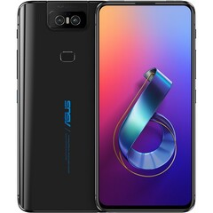 It is now possible to enable 75 Hz screen refresh rate on the Asus ZenFone 6 using a kernel mod. (Source: Asus)