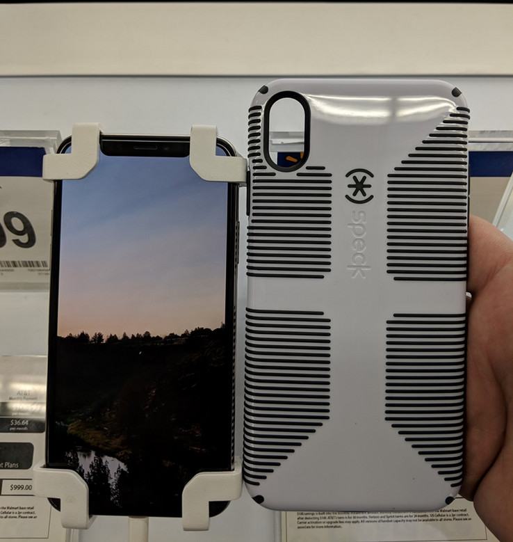 The larger of the two new cases linked to the upcoming iPhone release. (Source: Reddit)