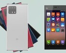 Likely fan-made Xiaomi Mi 11 render next to Mi 3 from 2013. (Image source: Digital IT fans/Xiaomi - edited)