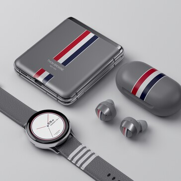 Galaxy Z Flip Thom Browne Edition products (Source: Samsung Global Newsroom)