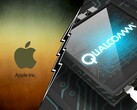 Qualcomm will supply all the 5G modems for the upcoming iPhone devices. (Source: Hacked)