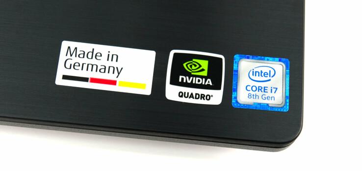 Fujitsu Celsius H980 (Core i7-8750H, NVIDIA Quadro P3200