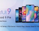 Huawei EMUI 9.0 flyer, third-party launchers not supported in China (Source: Android Community)