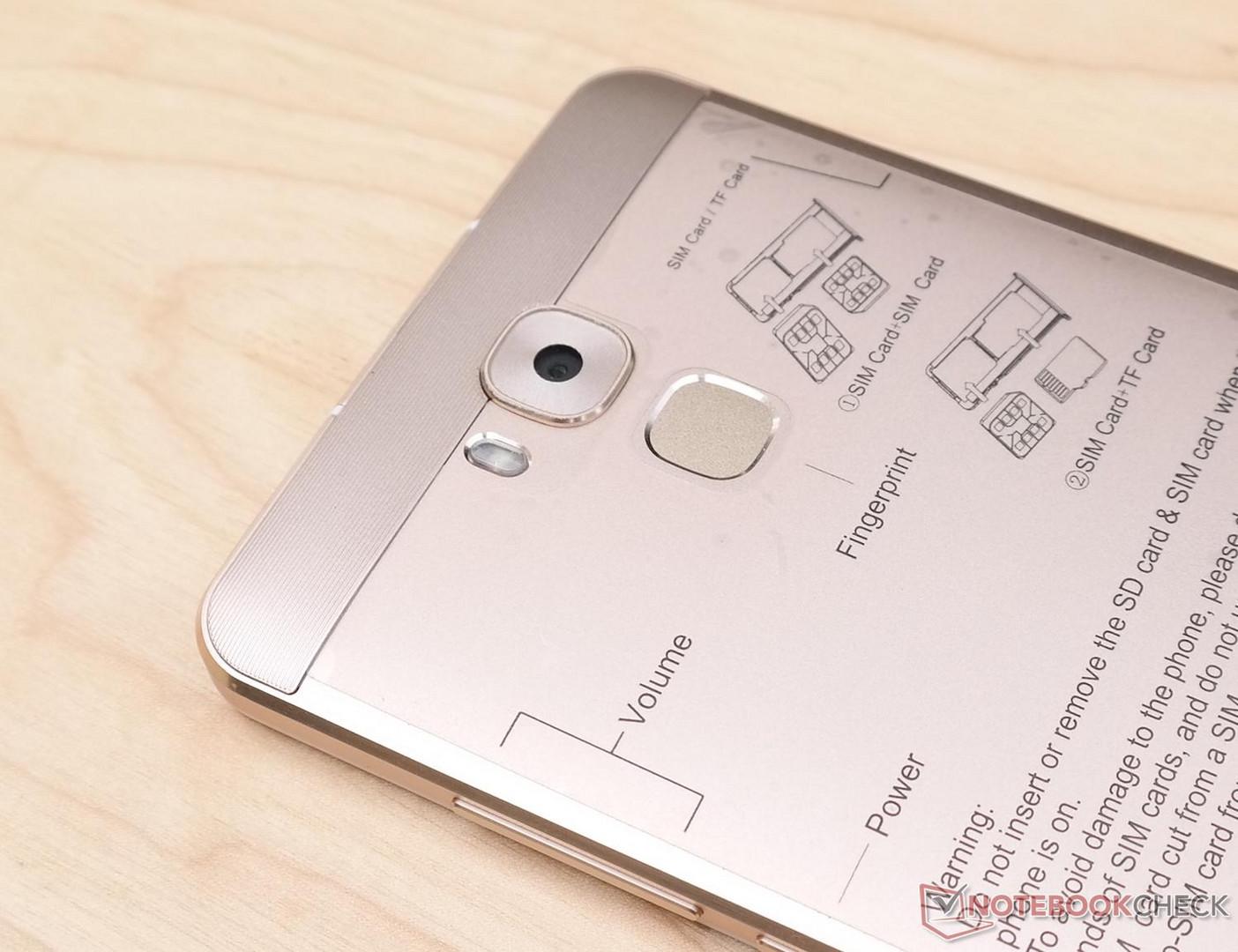 Oukitel U16 Max Smartphone Review - NotebookCheck net Reviews