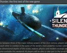 Silent Thunder pop-up in War Thunder