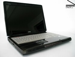 The Dell XPS M1730 was bulky but offered impressive gaming capabilities.
