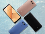 The LG G6's new color options are on display in this promotional image. (Source: LG)