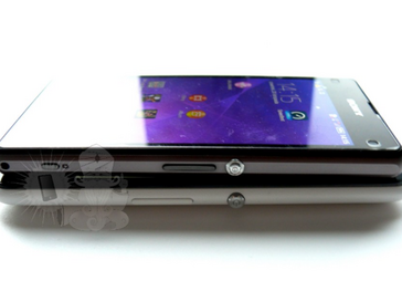 Sony Xperia E4 vs Z1 Compact Design