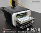 PiNAS: Make your Raspberry Pi into an affordable two-drive NAS (Image source: AraymBox)
