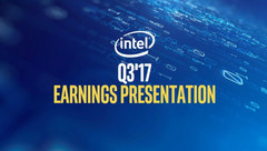 Intel Q3 2017 revenue now sitting at over 16 billion USD (Source: Intel)
