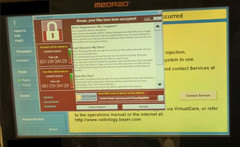 The NSA cyber weapon-powered WannaCry ransomware spread across the world this past weekend, infecting as many as 200,000 Windows systems. (Source: Forbes)
