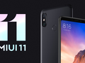 The Mi Max 3 originally received Android 9.0 Pie builds of MIUI 11. (Image source: Xiaomi)