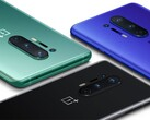 OnePlus has pushed an erroneous beta update to the OnePlus 8 and 8 Pro. (Image source: OnePlus)