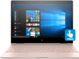 The special edition rose-gold HP Spectre x360 13T Touch is currently reduced by US$350 to US$1089.99. (Source: HP)
