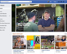 Facebook Watch - Watchlist section, Facebook video platform launching August 2017