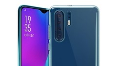 The Huawei P30 Pro is expected to feature a rear-facing quad camera setup. (Source: TechAdvisor)
