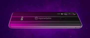 Purple color option (Source: MySmartPrice)