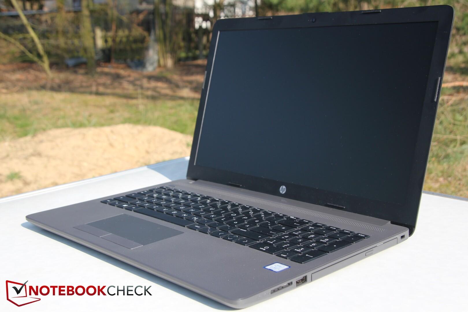 HP 250 G7 (Core i5-8265U, 8 GB RAM, FHD, 512 GB SSD) Laptop