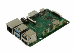 Rock Pi 4: The RK3399 powered Raspberry Pi lookalike that starts at US$39. (Image source: ALLNET)