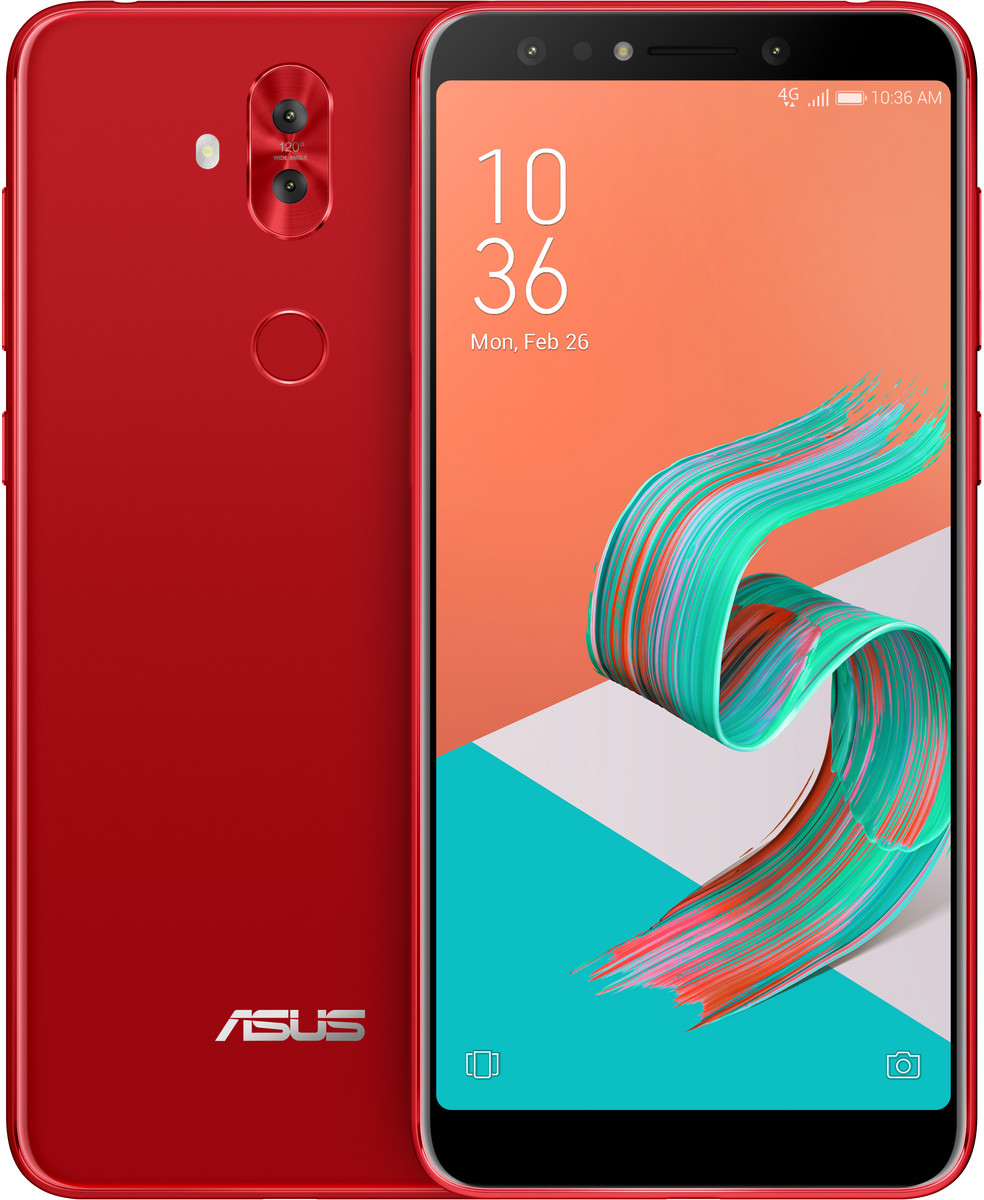 Qualcomm Snapdragon 630 Powered Asus Zenfone 5q Phablet Debuts With Four Cameras Notebookcheck