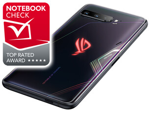 Asus ROG Phone 3 Strix Edition: 89%