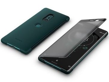 The XZ3 Style Cover Touch SCTH70