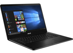 The Asus Zenbook Pro UX550 is only 0.74 inches thick and weighs 3.97 lbs. (Source: Asus)